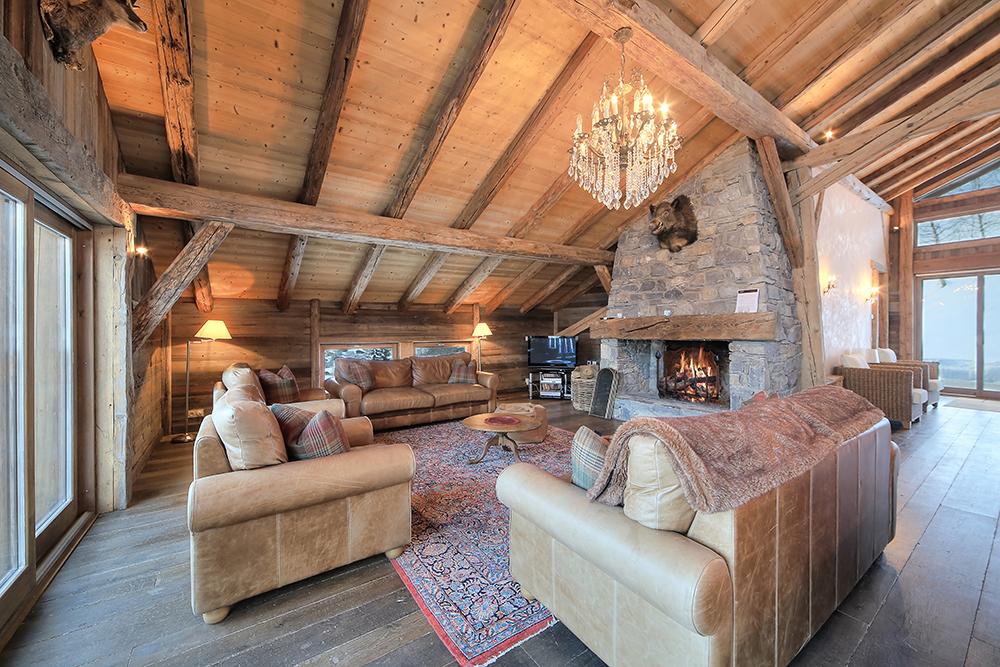 Location villa 9 pi ces 5 chambres chamonix mont blanc for Chambre 9 chamonix
